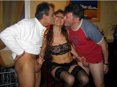 Andi és Babi ünnepi gruppenszexben