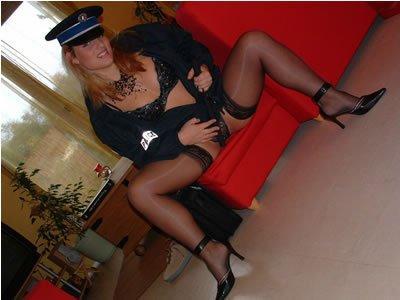 Cerine – szexmániás rendőrnéni