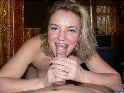 Amatőr MILF pornó