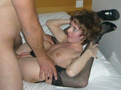 Odette - kikötözős szex és puncinyalás