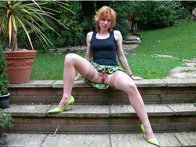 Jeanette - szabadtéri pinamutogatások