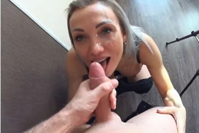 MILF amatőr pornó